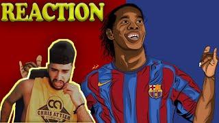 Jay Reacts to Ronaldinho - Football's Greatest Entertainment