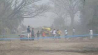 preview picture of video 'Rally de Goya.Vuelco de Julio Gómez'