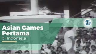 Pembukaan Asian Games 1962 Jakarta, Peristiwa Bersejarah yang Terjadi Tanggal 24 Agustus 1962