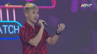 """Sàn đấu ca từ 3  Tập 8: Huy Cung khiến Quang Trung """"quéo lưỡi"""" với câu thần chú độc lạ"""