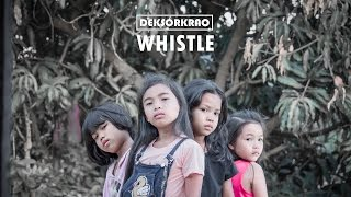 BLACKPINK   '휘파람'(WHISTLE) MV | Parody Cover By DEKSORKRAO From Thailand