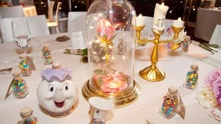 This Disney-Themed Wedding Is Full Of Magical Moments