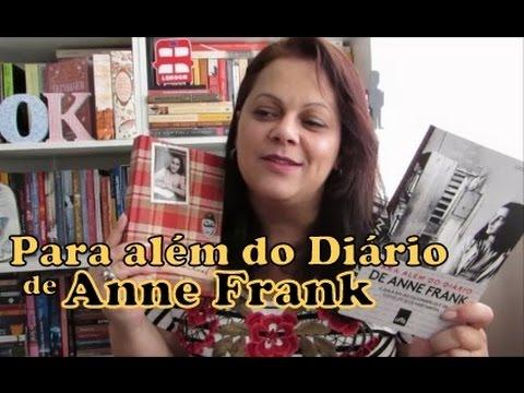 Para além do Diário  de Anne Frank