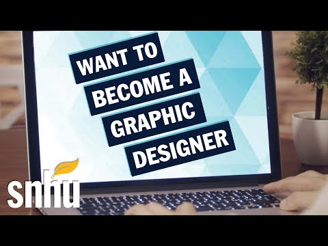 Earn Your Online Graphic Design Degree - YouTube