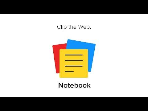 , title : 'Notebook Web Clipper