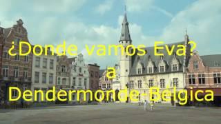 Descubrimos Dendermonde en Bélgica