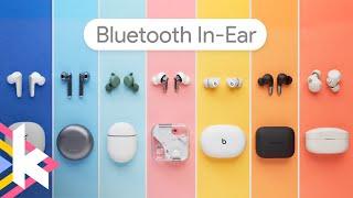 Die besten Bluetooth In-Ear Kopfhörer! (Ende 2021)