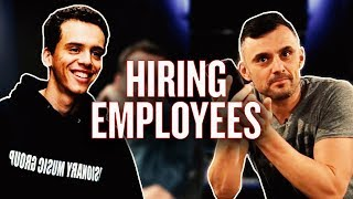 THE BEST TIME TO HIRE EMPLOYEES | #ASKGARYVEE WITH LOGIC