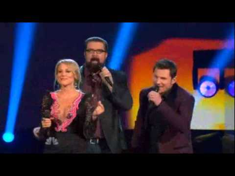 """Special Performance - Home Free/Jewel/Shawn/Patrick Stump/Nick Lachey - """"Stand By Me"""" By Ben E.King"""
