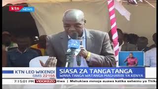 Viongozi wa 'Tangatanga' wausuta uteuzi wa Rais Uhuru