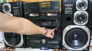 Technics D 5000 ( Technics D5000 sound system )