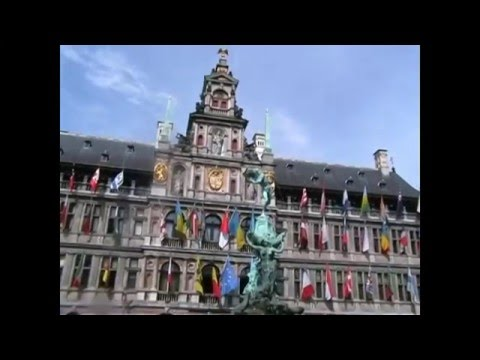 Antwerp, Belgium. Антверпен, Бельгия.