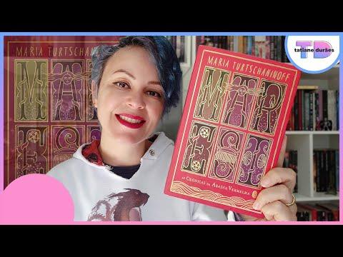 Maresi - As Crônicas da Abadia Vermelha, Maria Turtschaninoff