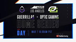 Call Of Duty League 2020 Season | Los Angeles Home Series | Day 1