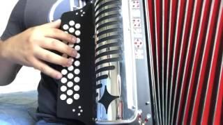 Como tocar Yo Soy ivan - Maximo Grado Acordeon (Totoral)