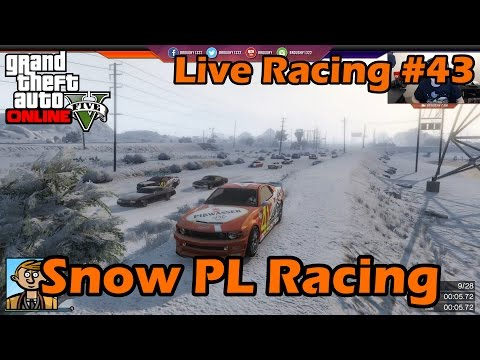 Snow Playlist Racing With Amazing Final Race! - GTA Live Racing #43