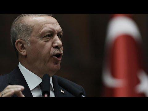 Ευρωπαϊκή στήριξη στη Συρία ζητεί ο Ερντογάν