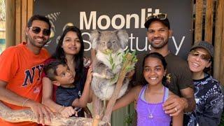 OMG! Shikhar Dhawan, Bhuvneshwar Kumar enjoy India's series win with Koala!