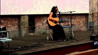 Sherry Romanzi at Providence Hoot (Grant's Block 6-8-2014)