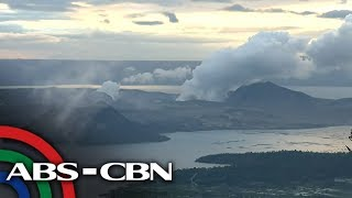 WATCH: Live shot of Taal Volcano (24 January 2020)