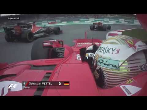 Best Onboards | 2017 Malaysian Grand Prix