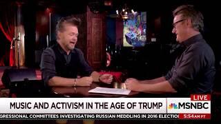 John Mellencamp On MSNBC's Morning Joe