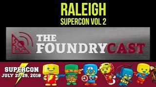 Raleigh Supercon Recap Video!