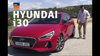 Hyundai i30 2017 | Videoprueba | Prueba a fondo | AutoScout24