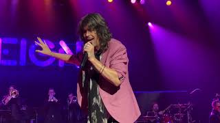 Foreigner w/ The Dave Eggar Symphony Orchestra: Fool For You Anyway — Live (Duluth, MN — 4/4/418)