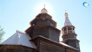 Реставрацию в Витославлицах планируют завершить ровно через год
