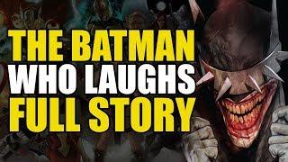 The Batman Who Laughs: Full Story   Comics Explained