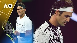 The road to the men's final | Australian Open 2017