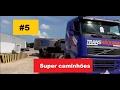 Com um mês de atraso, Contran publica norma que regulamenta o Super Caminhões