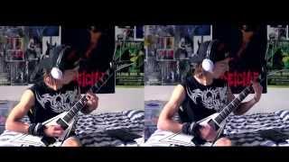 [HD] Children of Bodom - Relentless Reckless Forever (Guitar Cover)