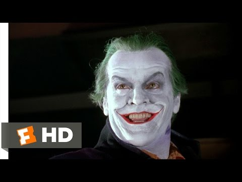Batman (1/5) Movie CLIP – You Can Call Me Joker (1989) HD
