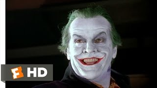 Batman (1/5) Movie CLIP - You Can Call Me Joker (1989) HD
