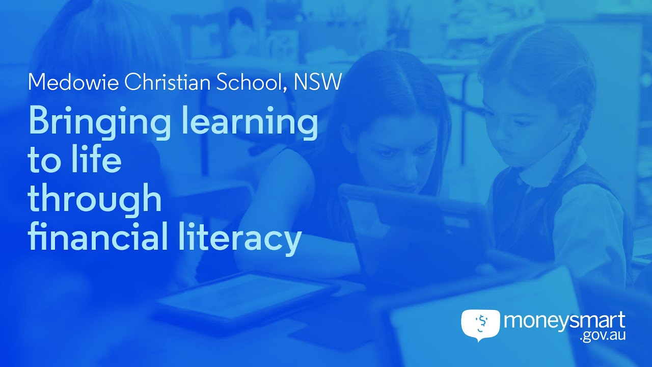 Video thumbnail image for: Bringing learning to life through financial literacy
