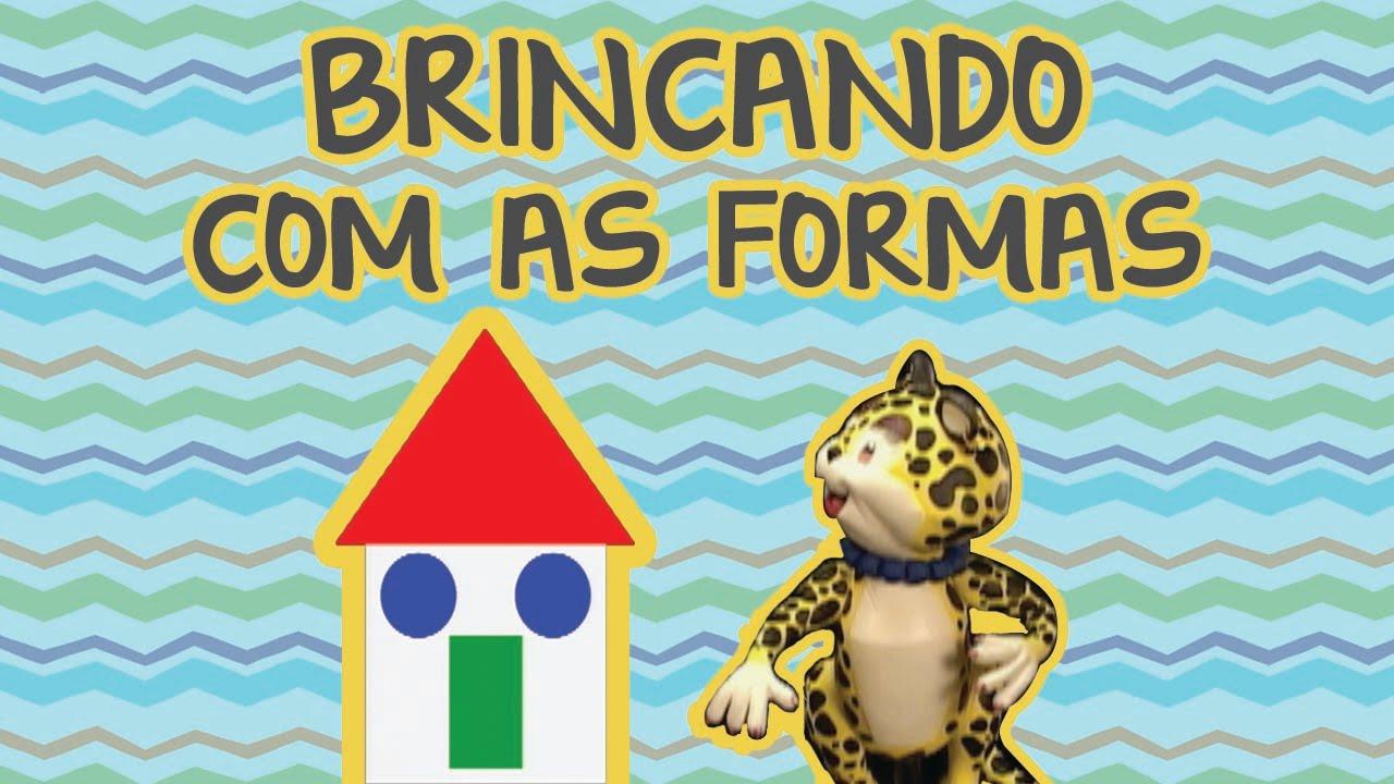 BRINCANDO COM AS FORMAS | BEBÊ MAIS FORMAS