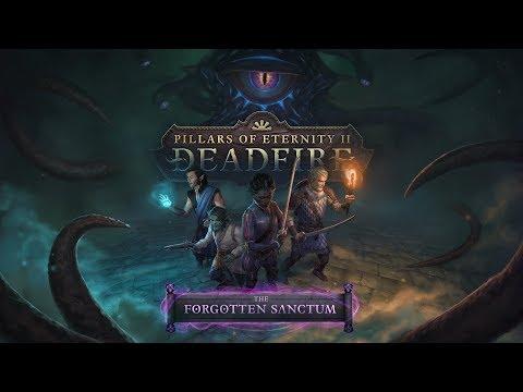 Pillars of Eternity II: Deadfire - The Forgotten Sanctum Trailer thumbnail