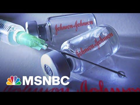 U.S. Recommends Pausing Use Of Johnson & Johnson Vaccine | Morning Joe | MSNBC
