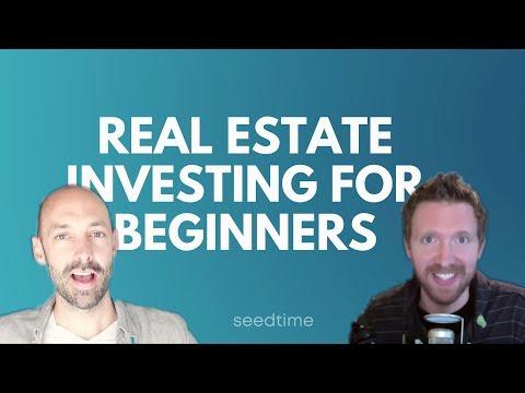 Investing in Real Estate for Beginners (BiggerPockets' Brandon Turner)