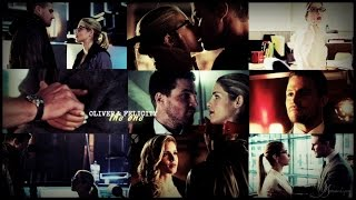 oliver & felicity || the one