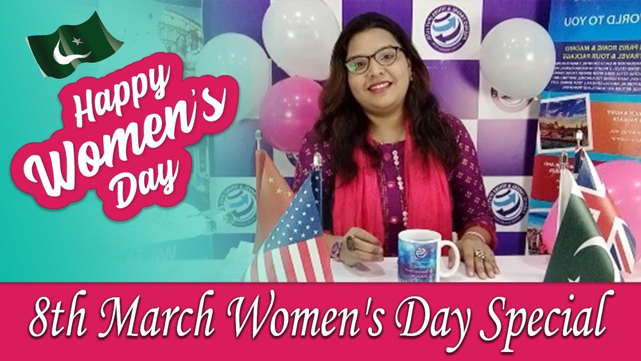 International Women's Day 2021 | Women's Empowerment | Women's Day in Pakistan | Premio Travels