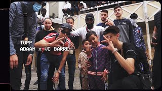 ADAAM, VC BARRE - TOPP (OFFICIAL VIDEO)