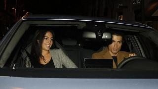 Football Heartthrob Cristiano Ronaldo Takes Girlfriend Georgina Rodriguez Out For A Romantic Meal