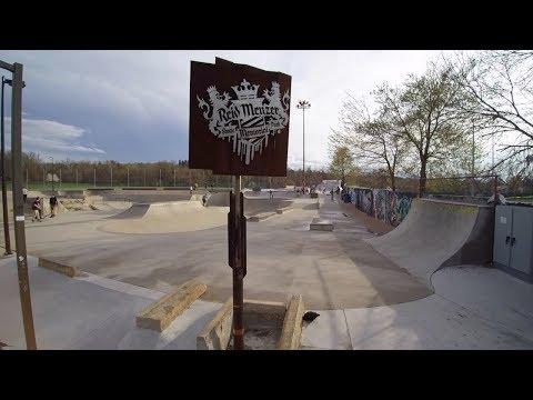 Reid Menzer Memorial Skatepark
