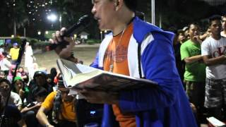 Luneta Debate 2016, Part 5