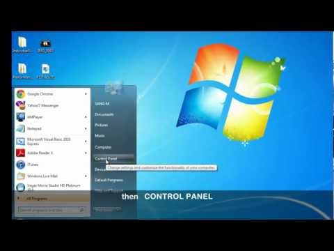How to Turn on Games in Windows 7