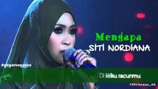 Gambar cover Siti Nordiana - Mengapa [ Gegar Vaganza Minggu 8 ]