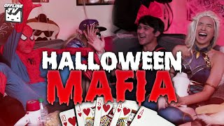SO INTENSE!! HALLOWEEN MAFIA ft. Michael Pokimane LilyPichu DisguisedToast Fedmyster Scarra & Fuslie